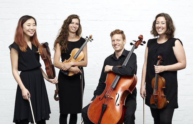 Geist String Quartet