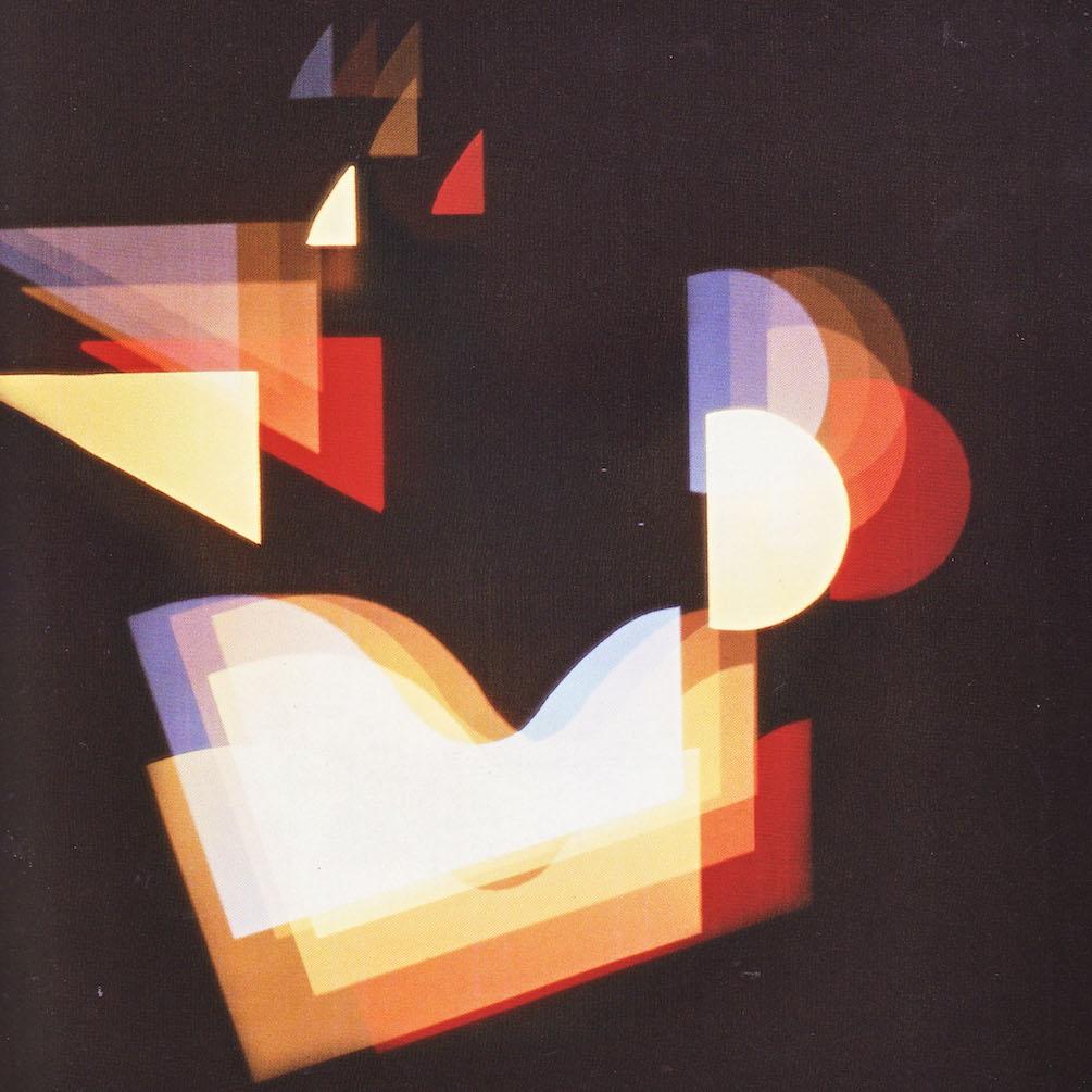 'Farbenlichtspiele' by Ludwig Hirschfeld-Mack. Reconstruction in 2000 by Corinne Schweizer and Peter Böhm