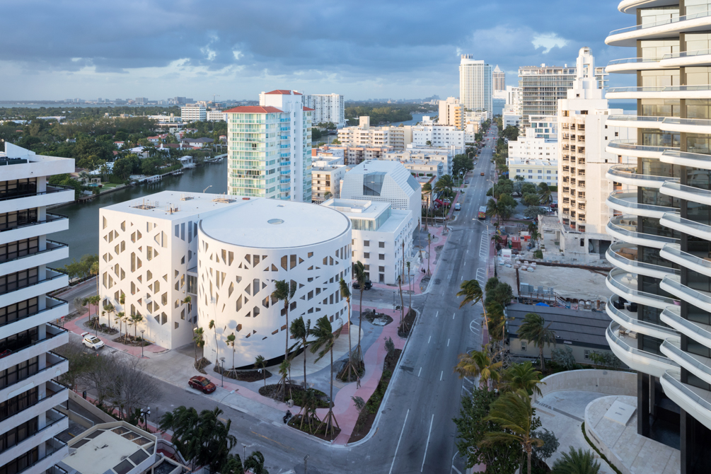 Faena District, Miami, USA. Photograph by Iwan Baan, Courtesy of OMA